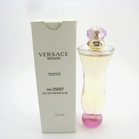 Versace Woman for Women by Versace EDP Spray 1.7 oz (Tester) - Cosmic-Perfume