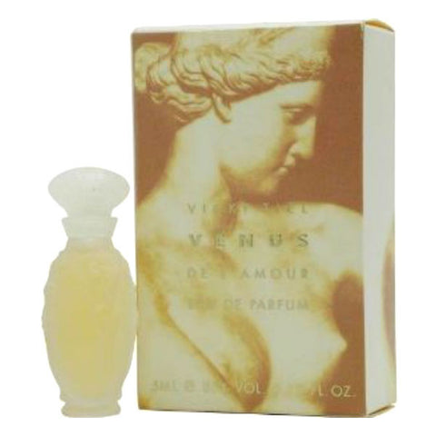 VENUS DE L'AMOUR for Women by Vicky Tiel EDP Miniature Splash 0.17 oz - NEW IN BOX - Discount Fragrance at Cosmic-Perfume