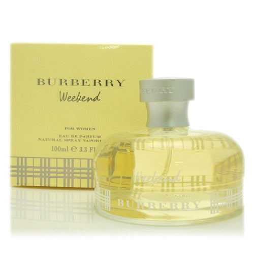Burberry Weekend for Women by Burberry EDP Spray 3.3 oz (New in Sealed Box) - Cosmic-Perfume