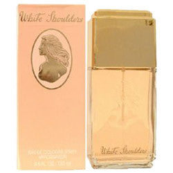 White Shoulders for Women by Evyan Eau de Cologne Spray 4.5 oz - Cosmic-Perfume