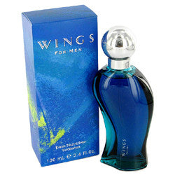 Wings for Men by Giorgio Beverly Hills EDT Spray 3.4 oz - Discount Fragrance at Cosmic-Perfume