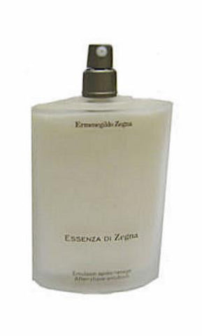 Essenza di Zegna for Men by Ermenegildo Zegna Alcohol-Free After Shave Emulsion (Balm) 3.3 oz (Tester) - Cosmic-Perfume
