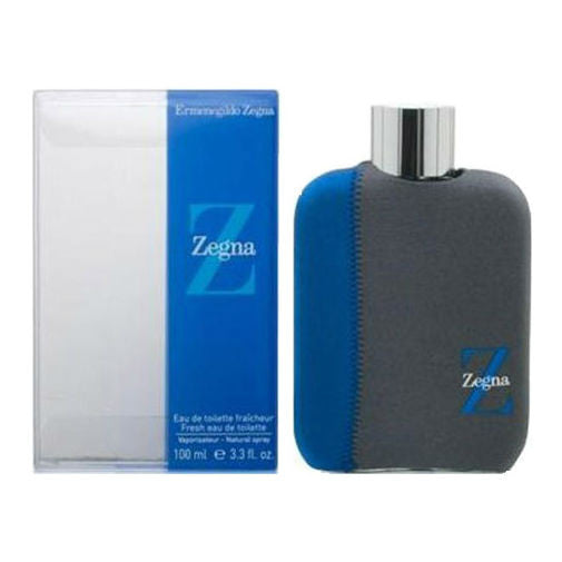 Z Zegna (Fresh) Fraicheur for Men EDT Spray 3.3 oz - Cosmic-Perfume