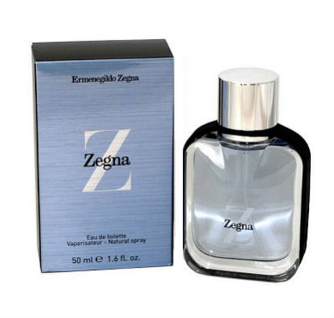 Z Zegna for Men by Ermenegildo Zegna EDT Spray 1.6 oz *Damaged Box - Discount Fragrance at Cosmic-Perfume