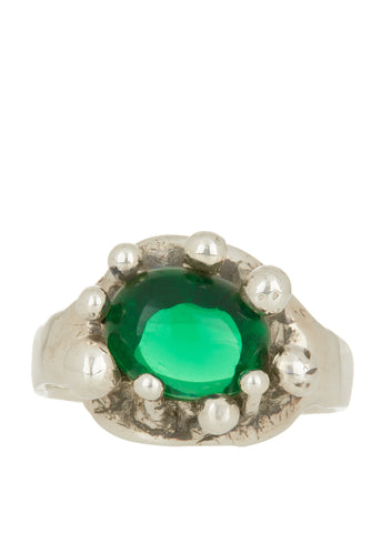 Atrium Ring - Green
