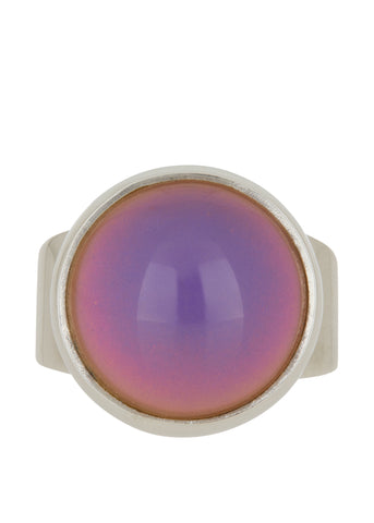 Mood Ring in Sterling Silver