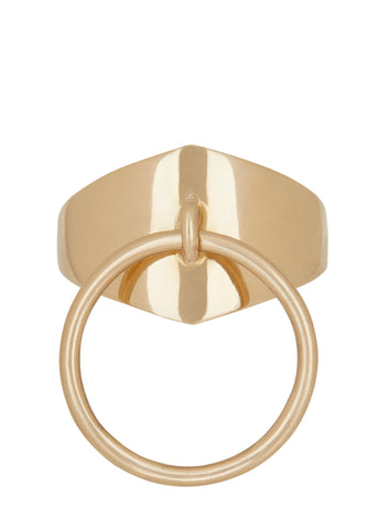 Odalisque Ring in 14k