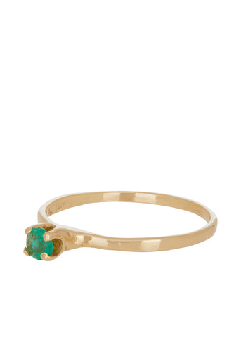 Palace Ring - Emerald