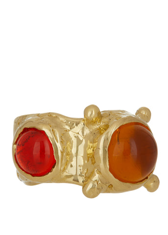 Pulp Ring - Yellow & Orange