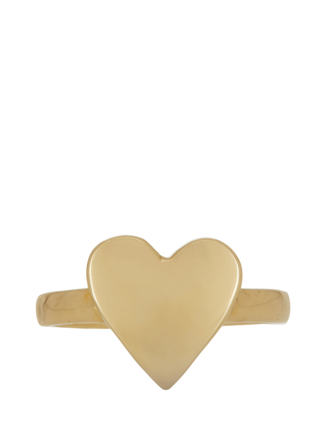 Heart Ring in 14k