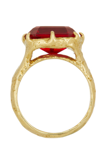 Majestic Ring - Ruby