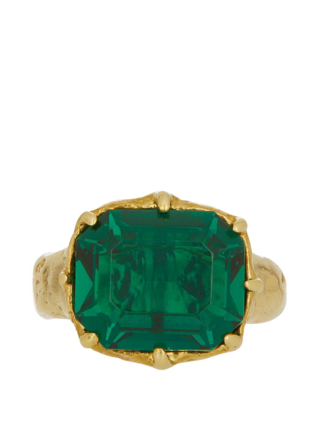 Majestic Ring - Emerald
