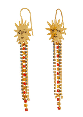 Soleil Earrings - Supernova