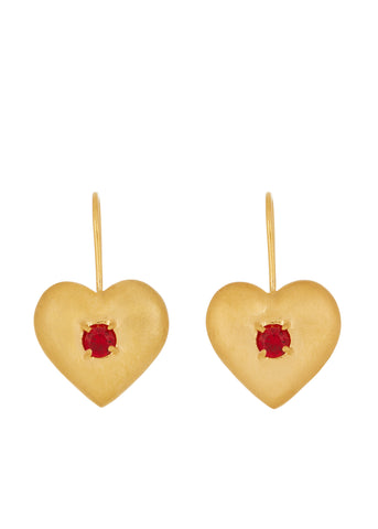 Lover Earrings in Matte