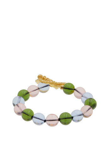 Nan Bracelet - Multi Glass