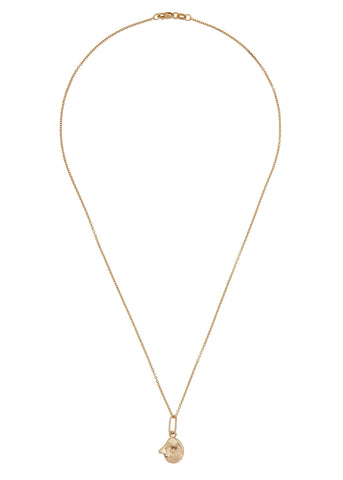 Subway Joe Necklace in 14K