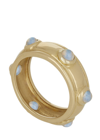Palmas Ring - Moonstone