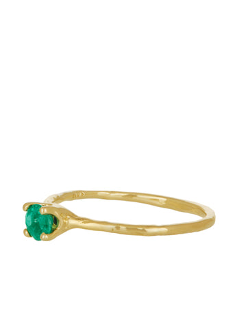 Princess Ring - Emerald