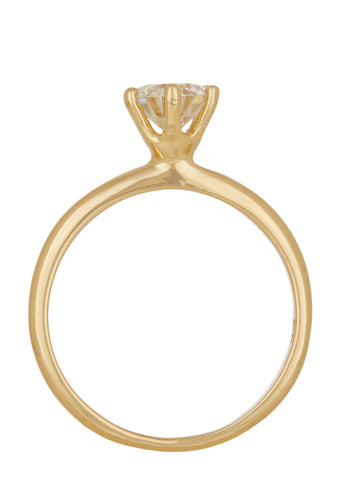 Queen Ring - Diamond