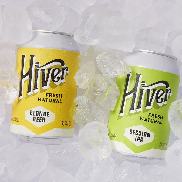 Hiver mixed can pack