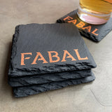 Fabal coaster set
