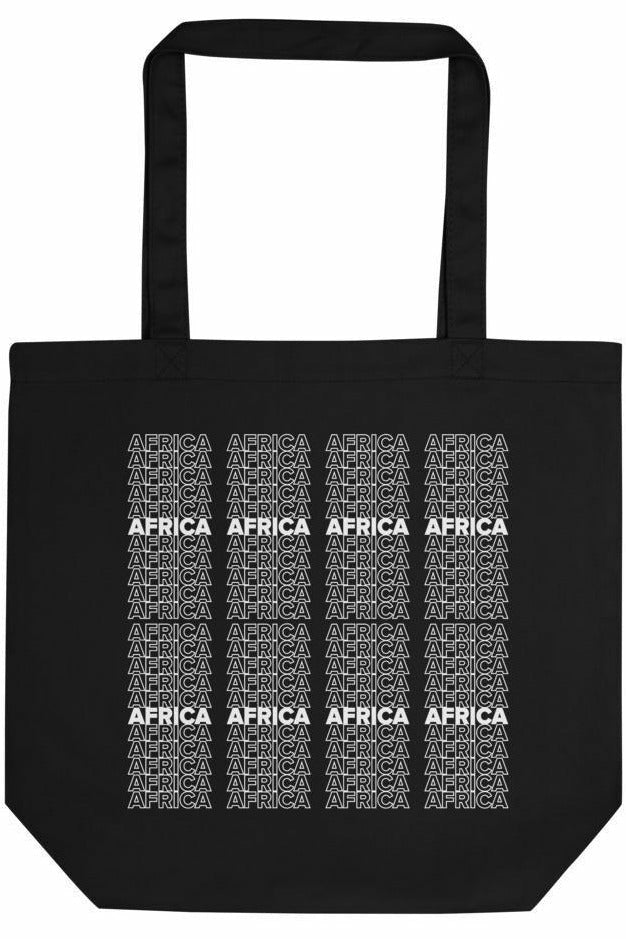 mission-lane,Reppin Africa Tote Bag,Tote.