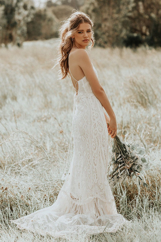 Bridal Gowns – Gypsy Boho Wedding Dresses • Spell & The Gypsy Collective