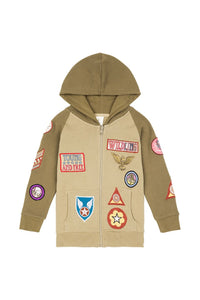 Wanderer Patches Jacket