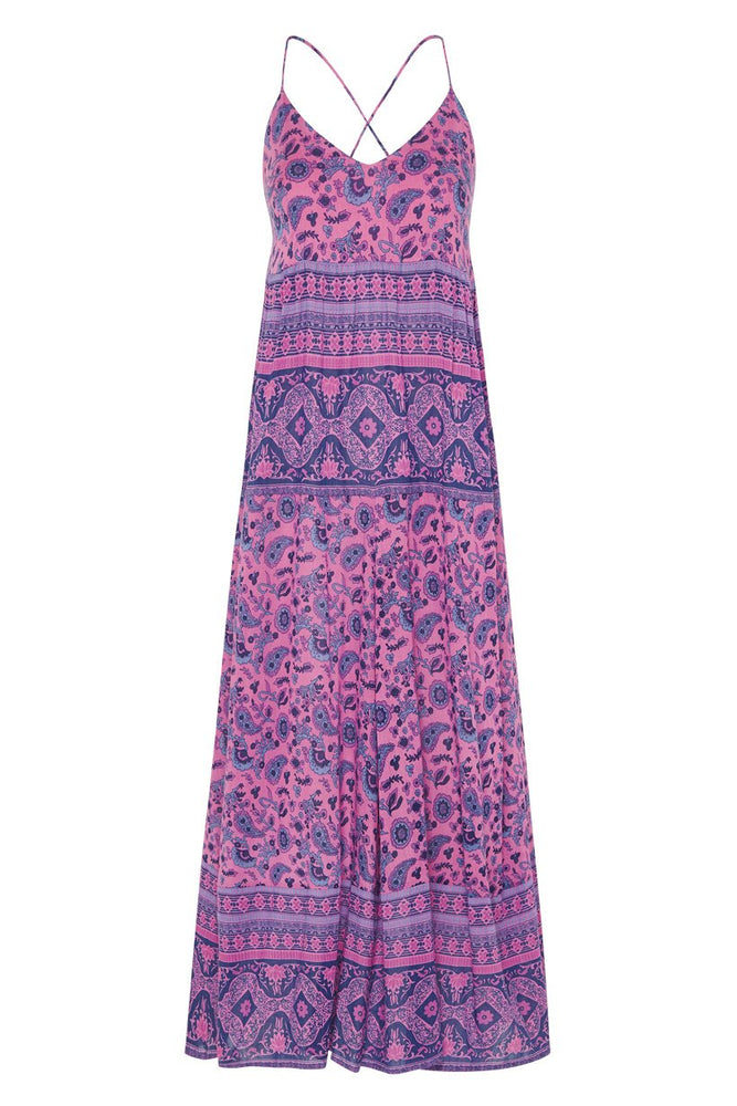 Journey Strappy Maxi Dress