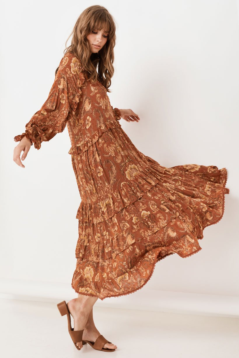 Spell Aurora Boho Dress
