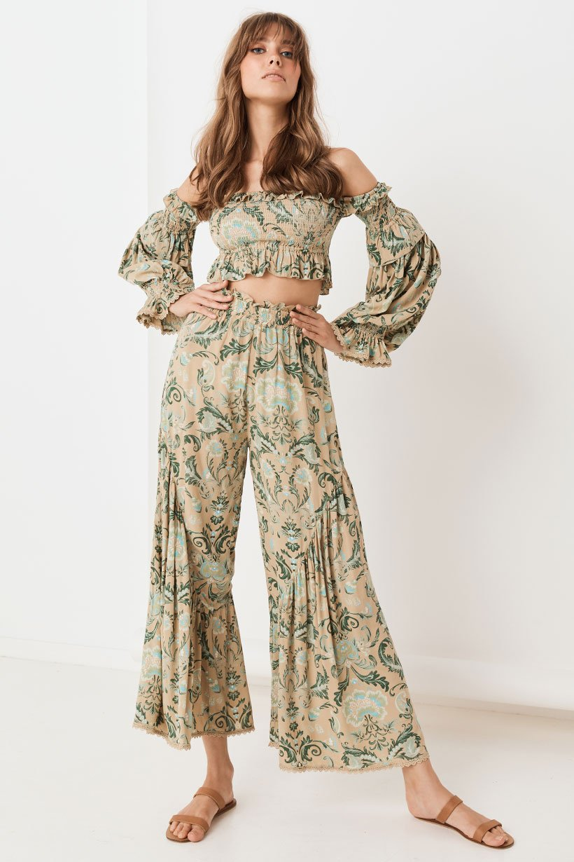 Spell Aurora Wide Leg Pants