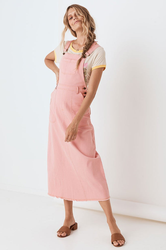 Candy Denim Pinafore