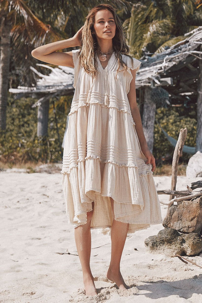 Hanalei Midi Dress