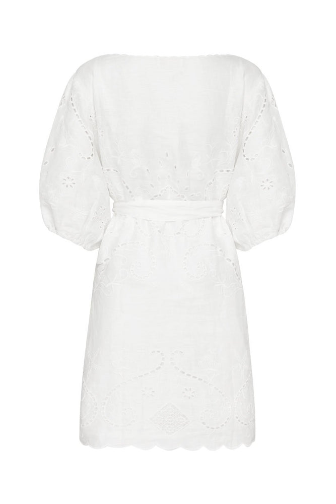 Lala Linen Shift Dress