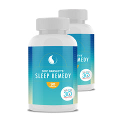 Doc Parsley's Sleep Remedy Capsules
