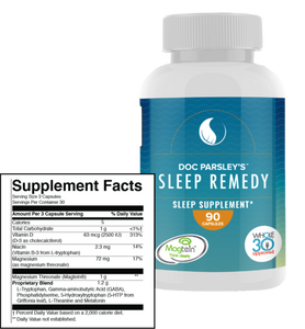 SleepRemedy.com Exclusive 10% off