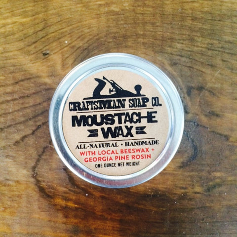Hand Crafted Beard & Mustache Care Supplies