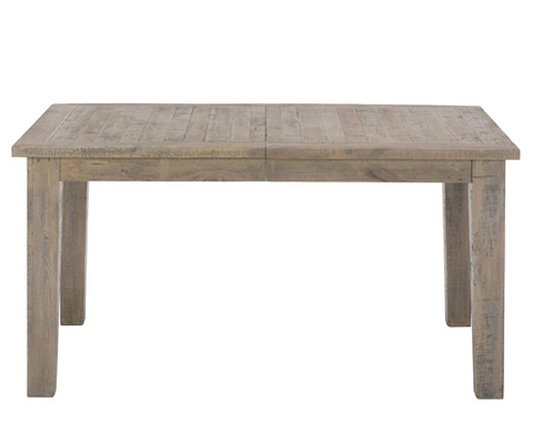 Farmhouse Weathered Pine Table