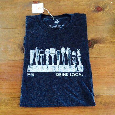 Drink Local Tap Men's Shirt
