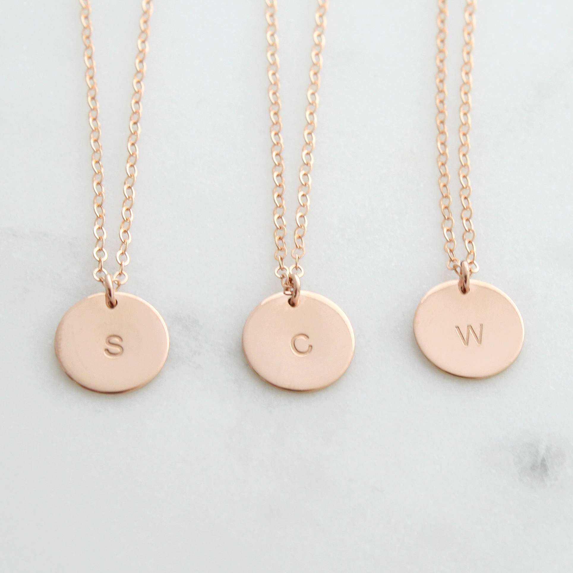 necklace copy initial jewelry sophie ratner products engraved pendant diamond