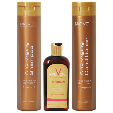 Macvoil Gift Set with Macadamia Oil
