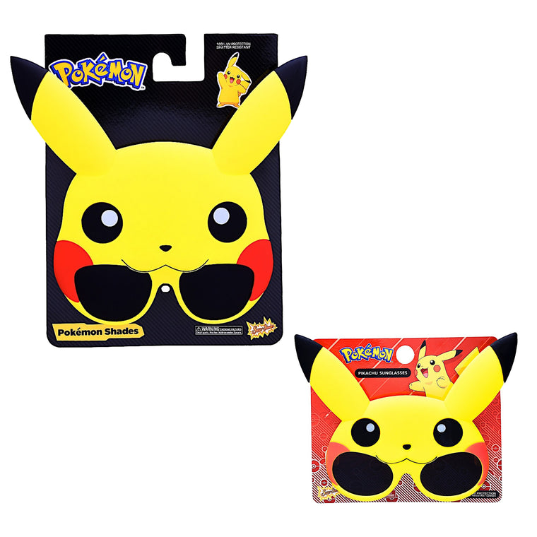 Pikachu 'Daddy & Me' Pack!