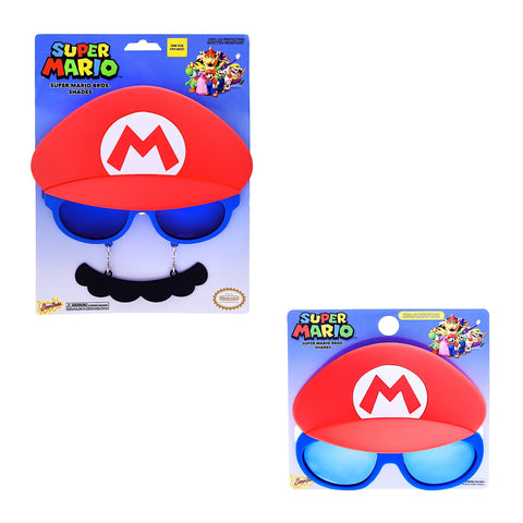Mario 'Daddy & Me' Party Pack!
