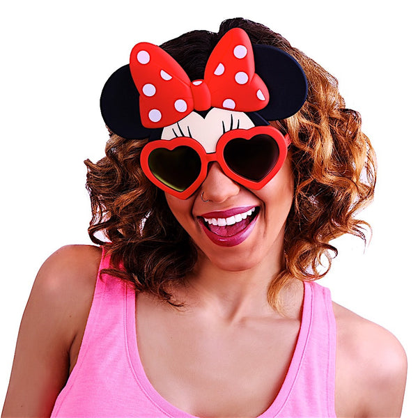 "Minnie Mouse ""Disney"" #SunStaches"