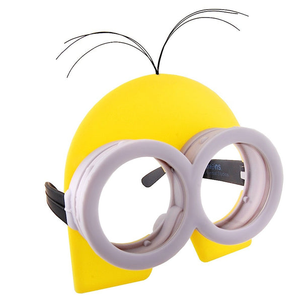 The Yellow Head Sun-Staches Minion Goggles makes a good henchman easy to find.