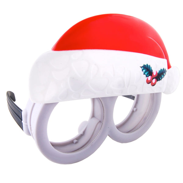 When you need off the of naught list, these Minion Santa Goggles will put you in the Christmas spirit! Just hope Santa forvies for those Despicable Me schemes.