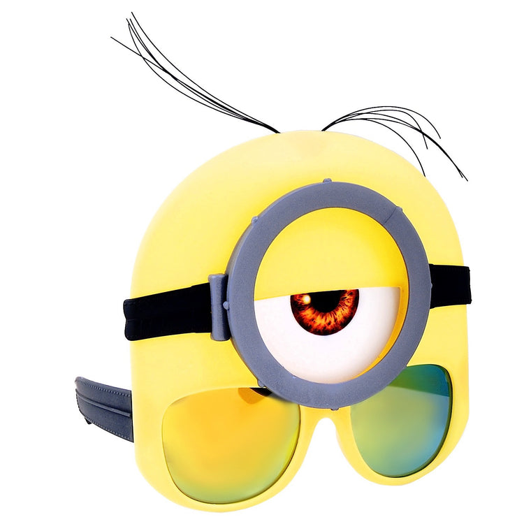 Stuart The Minion Sun-Staches®