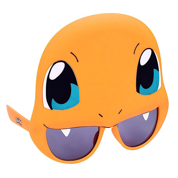 Charmander Pokémon Sun-Staches®