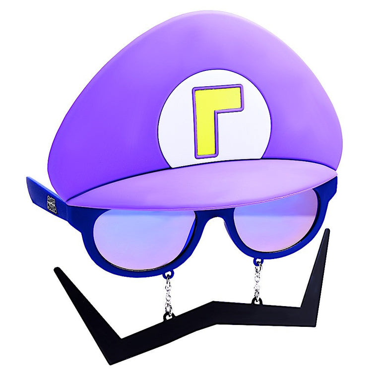 Waluigi Super Mario Bros. Sun-Staches®