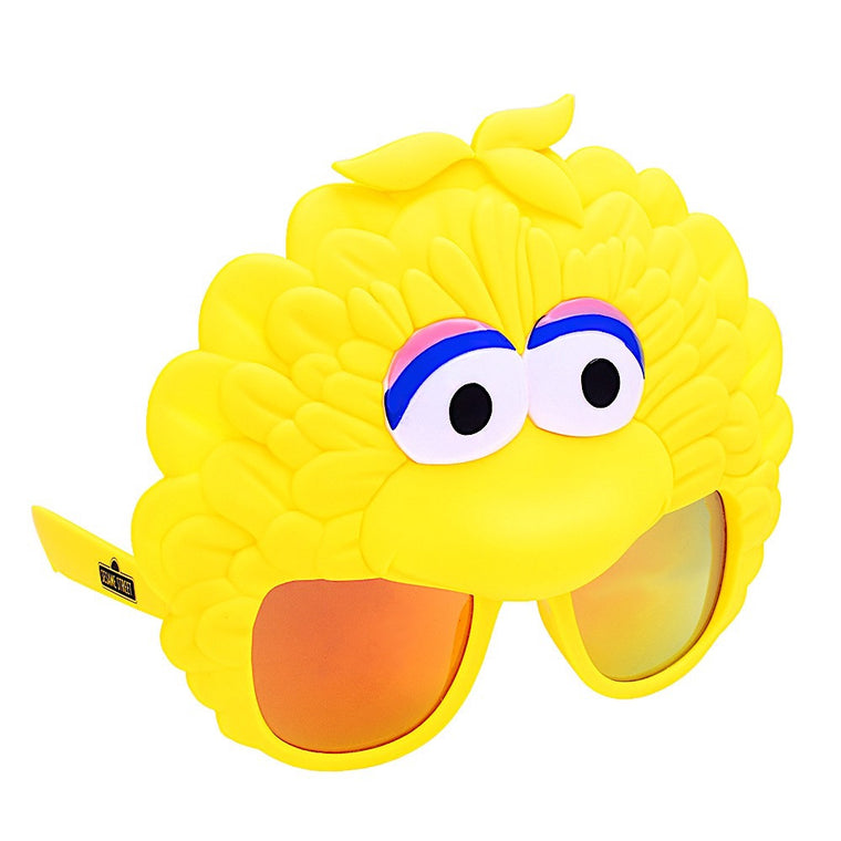 Big Bird Sun-Staches®